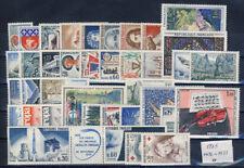 FRANKREICH - SAMMLUNG 1965 - 1973 xx  Mi.-Nr. 1497 - 1862 - ANSEHEN (13184/414N)