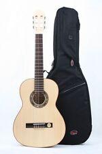 Hopf/Hellweg Junior IV SH 7/8 62 cm Konzertgitarre Gitarre Classic Guitar Tasche