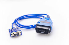 KKL COM port RS232 Serial Diagnosis Cable with FT232RL OBD OBD1 OBD2
