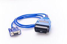 KKL COM-port RS232 Serial Diagnose Kabel mit FT232RL OBD OBD1 OBD2