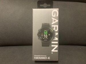 Garmin Forerunner 45 GPS Running Watch - Black, Case Size 42mm BNIB