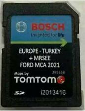 NEWEST FORD MCA 2021 NAVIGATION SD CARD EUROPE MAP V11 MONDEO KUGA FOCUS 2013416