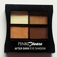 Pink Tease After Dark Eye Shadow Quad Browns