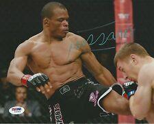 Francisco Trinaldo Signed UFC 8x10 Photo PSA/DNA COA Massaranduba Picture Auto'd