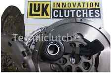 FORD MONDEO 1998CC TURBO DIESEL 6 SPEED LUK DUAL MASS FLYWHEEL, CLUTCH KIT & CSC
