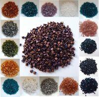 11/o TOHO Triangle Seed Beads 20 grams - Choose Color - Glass Beads