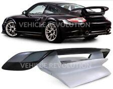 Porsche 911 997 Gt2 Style Carbon Fibre Frp Trunk Lid Rear Wing Spoiler 2004 - 12