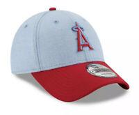 Los Angeles LA Angels New Era MLB Baseball Hat OSFA Strapback Blue Red NEW!