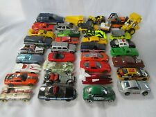 33 pc Lot Diecast Vehicles Cars Trucks Matchbox Hot Wheels Road Champs etc.