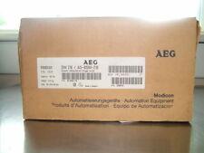 Modicon AEG Sim 216 AS-BSIM-216 Simulator Module 16 Toggle Switch ASBSIM216