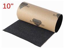 Skateboard Griptape 10'' von Black Diamond / Longboard, Oldschool, Cruiser-Deck