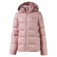 PUMA Youth Girl's Velour Down Jacket