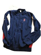 Boston Red Sox Majestic Cool Base Pullover Jacket. Size 2XL.