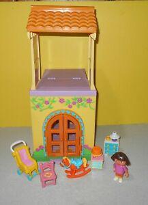 Dora Explorer Talking Dollhouse Big Sister Talking Nursery Twins Room ADD-ON