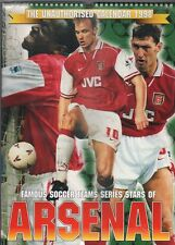 ARSENAL FOOTBALL CLUB 1998 CALENDAR unofficial
