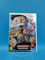 pjeu video nintendo WII U complet TBE EUR monopoly collection