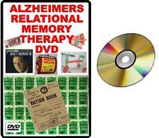 ALZHEIMERS DEMENTIA REMINISENCE DVD