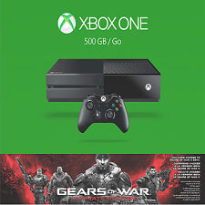 Gears of War Xbox 1 Ultimate Bundle w/GTA V, COD:Black Ops III, Fallout 4 & more