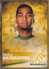Single Rugby Union Trading Cards
