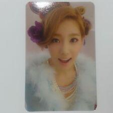 TTS 1st TWINKLE Tae Yeon Photocard 1p K-POP TAETISEO Girls' generation SNSD B