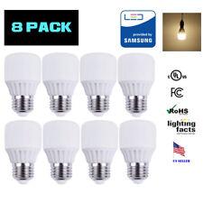 Samsung CSP LED 18W Light Bulb E26 125W Equivalent 2000 Lumen 2700K - 8 Pack