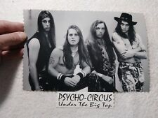 Psycho Circus - Under the Big Top - C 1993 oNE OF kIND pHOTO FRITZIES N OKC
