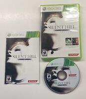 Silent Hill HD Collection Microsoft Xbox 360) COMPLETE!! Silent Hill 2 & 3! FAST
