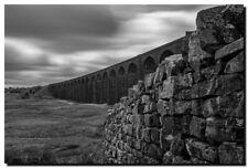 "RIBBLEHEAD VIADUCT    ... 30"" x 20"" CANVAS (LANDSCAPE/ARCHITECTURE PHOTOGRAPHY)"