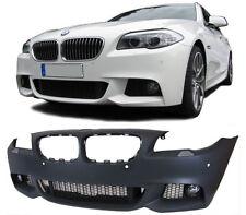 BMW F10 F11 5 Serie M Sport Paraurti anteriore in plastica ABS con astuzie Fog Lights Tech