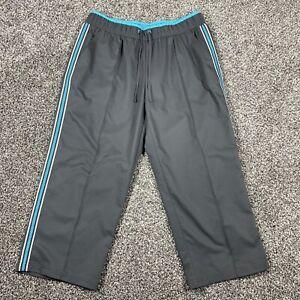 Made For Life Women's Capri Yoga Activewear Pants Size M Medium 100% Polyester