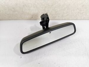 BMW 7 SERIES F01 INTERIOR ROOF REAR VIEW MIRROR 9052720000