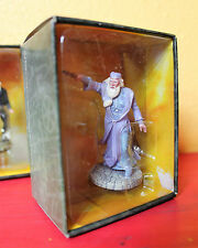 RARE DeAgostini HARRY POTTER Statue Collectible Figurine ALBUS DUMBLEDORE Figure