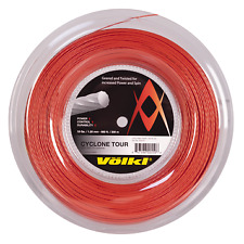 Volkl Cyclone Tour 18 Tennis String Reel (Red)