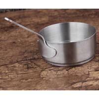 Mini Small Non Stick Sauce Pan Gravy, Mixtures, Milk Pan Cooking Frying 50ml