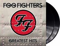 "Foo Fighters ""greatest hits"" Vinyl 2LP NEU Album 2009 best of"