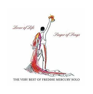 Lover Of Life, Singer Of Songs: The Very Best Of Freddie Mercury Solo