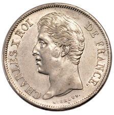 Monnaies, Charles X, 5 Francs #70832