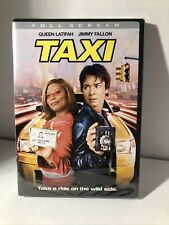 Taxi (Dvd, 2005, Full Screen, Pan Scan version) New Factory Sealed