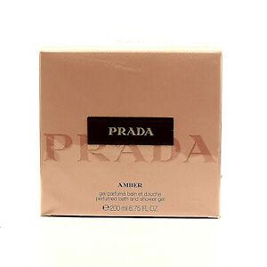 Prada Amber bath and shower gel 200ml Duschbad für Sie