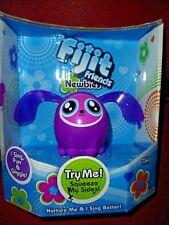 Fijit Friends Newbies Box Needs Batteries Tika Purple 2011 Mattel Radica Toy New