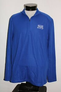 GRUNT STYLE Mens Large L Warm-up Track Jacket/Jersey