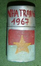 1967 - Rare VIET CONG LIGHTER - Nha Trang 1967 - Vietnam War - VC - NLF - 4958
