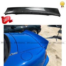 For Mazda MX5 89-97 NA Miata Roadster RB Style FRP Rear Trunk Spoiler Wing Kits