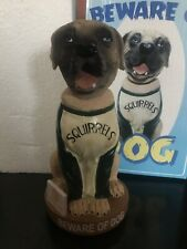 2018 Richmond Flying Squirrels Sandlot Bobblehead SGA Beast Dog Hambino Squint