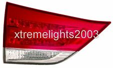 TOYOTA SIENNA 2011-2014 LEFT DRIVER INNER TAILLIGHT TAIL LIGHT REAR LAMP