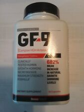 GF-9 #84 NOVEX BIOTECH GROWTH FACTOR-9 SUPPLEMENT FREE SHIPPING!!!