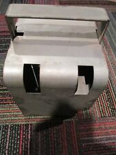 Small Metal Arcade Game Cabinet Coin Box / Bucket, Guc