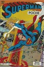 SUPERMAN POCHE N°32 . SAGÉDITION . 1980 .