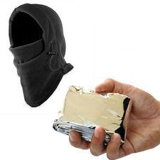 Emergency First Aid Kits Survival Kit Sleeping Blanket Ski Mask Beanie Hat