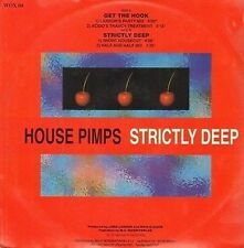 THE HOUSE PIMPS - Get The Hook / Strictly Deep - Wox